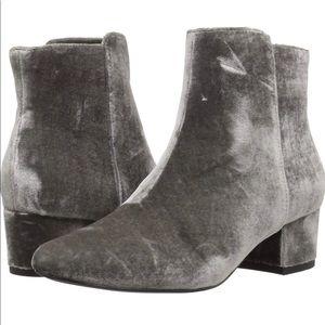 Joie Fenellie Velvet Ankle Boot